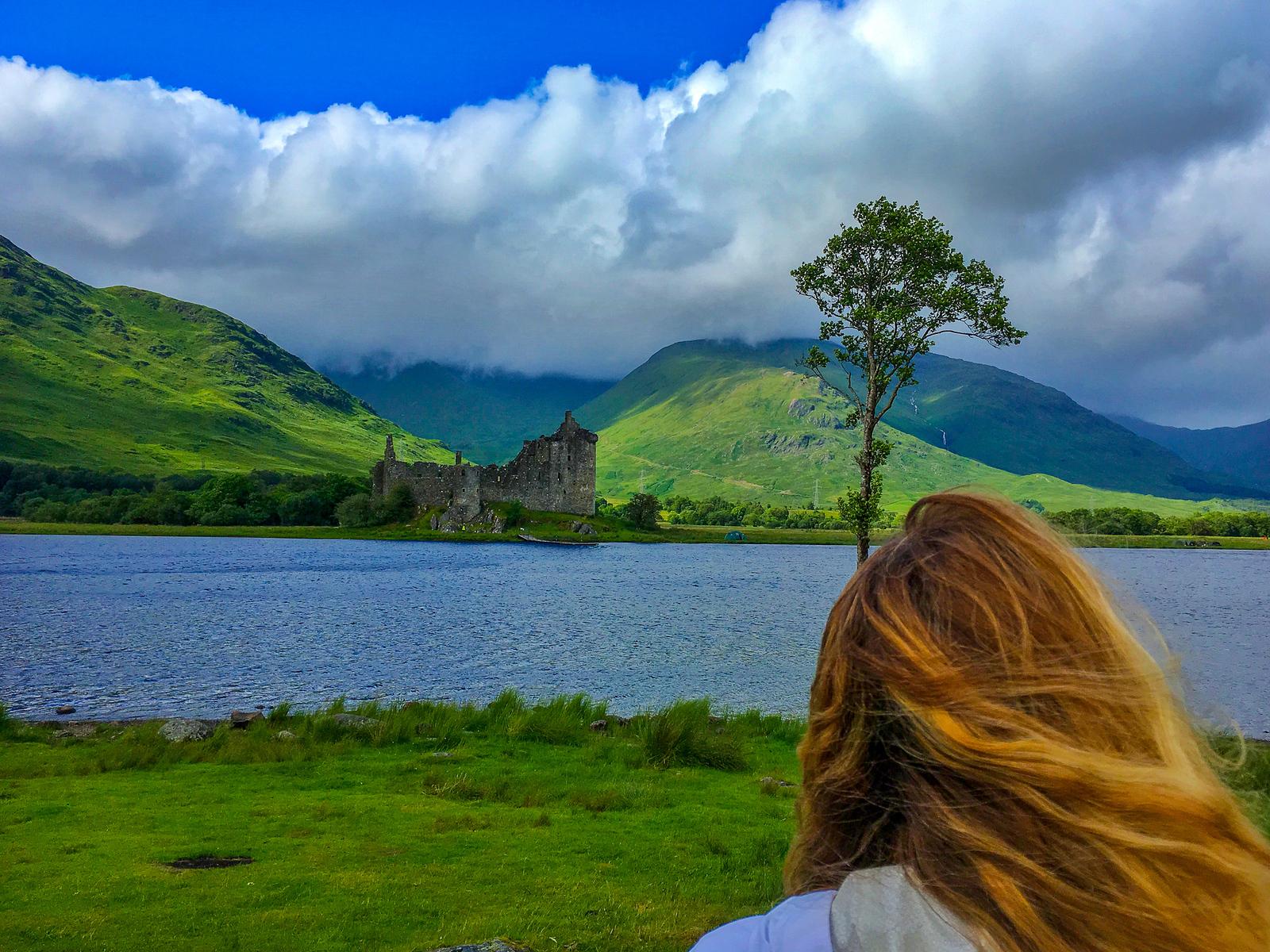 i love to travel to scotland