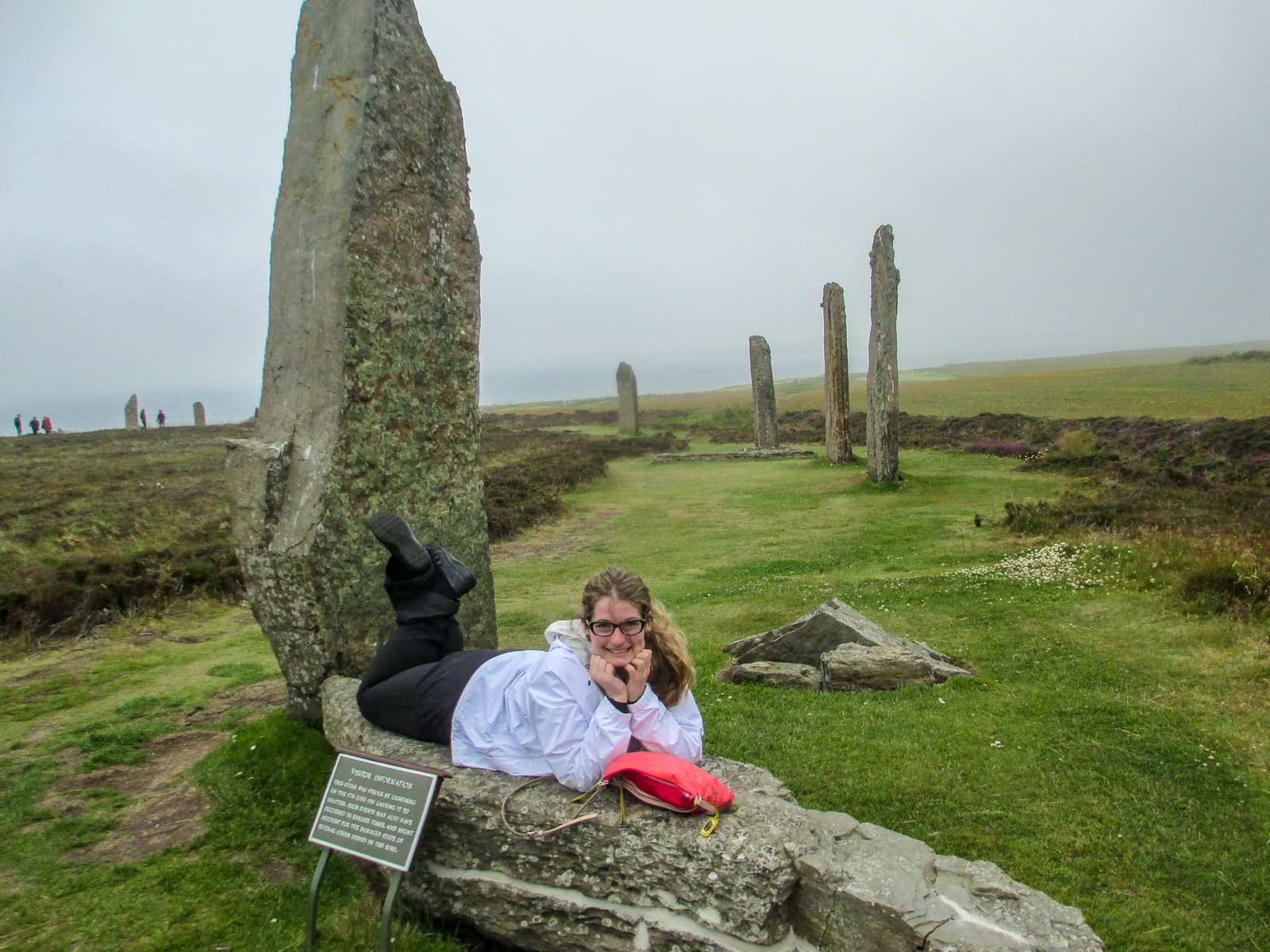 solo travel in scotland means going to orkney