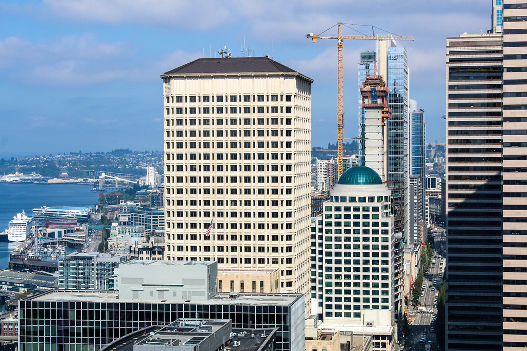 seattle solo travel and a visit to smith tower