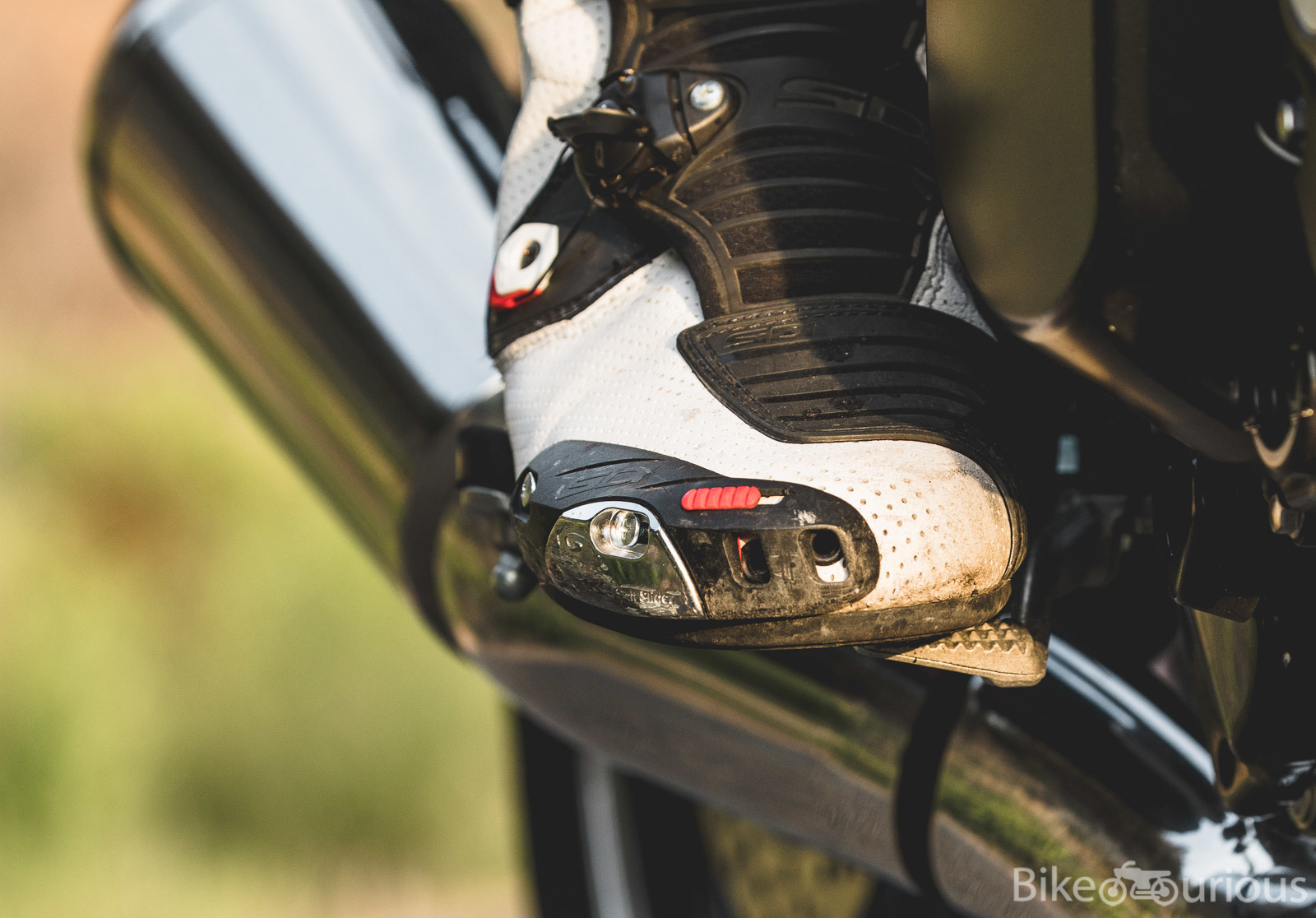gear review sidi mag 1 air boots bike urious. Black Bedroom Furniture Sets. Home Design Ideas