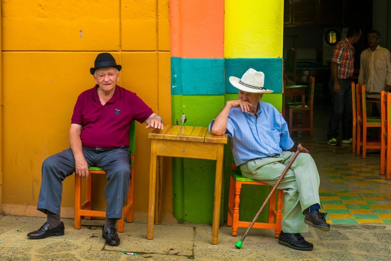rejsebudget colombia