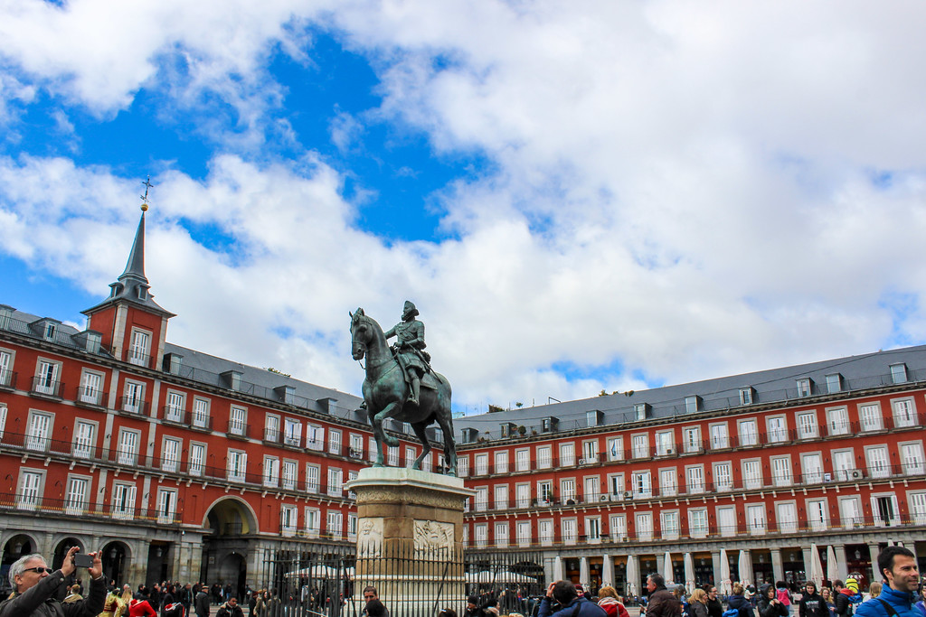 Spain is one of the most popular countries for Europe backpacking routes.