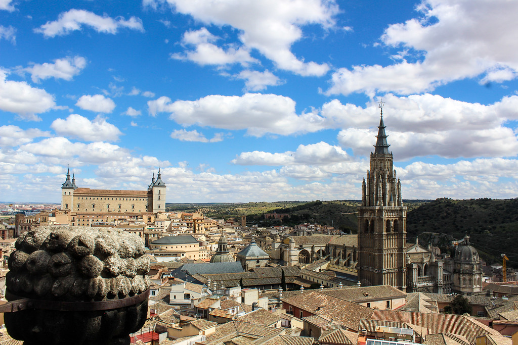 toledo is one of the best day trips from madrid