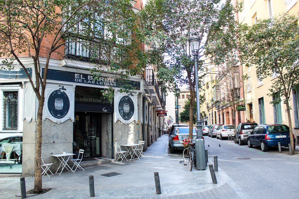 literary quarter madrid