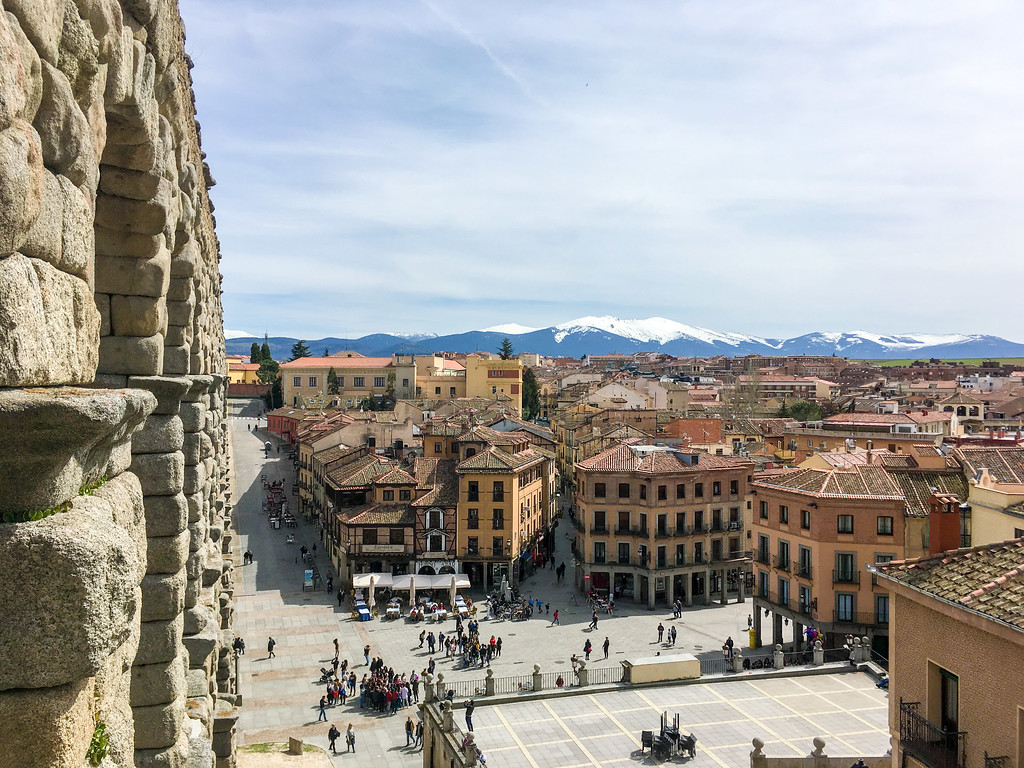 day trips madrid