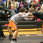 Wrestling vs Carl Junction