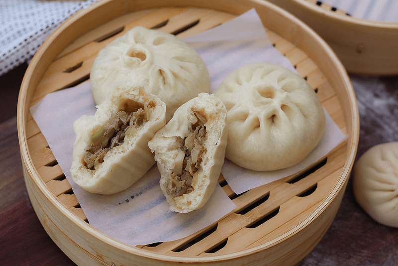 Japanse Pork Buns Recipe Video Seonkyoung Longest