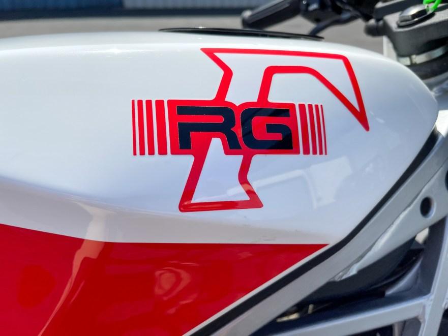 1986 Suzuki RG50 Gamma