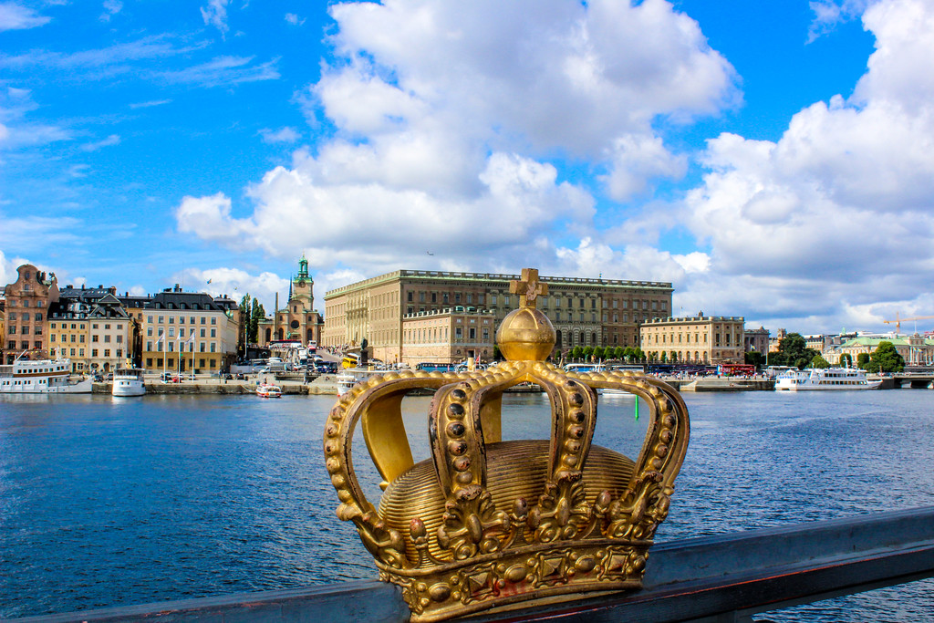 If you have time, experience Stockholm's royal palace