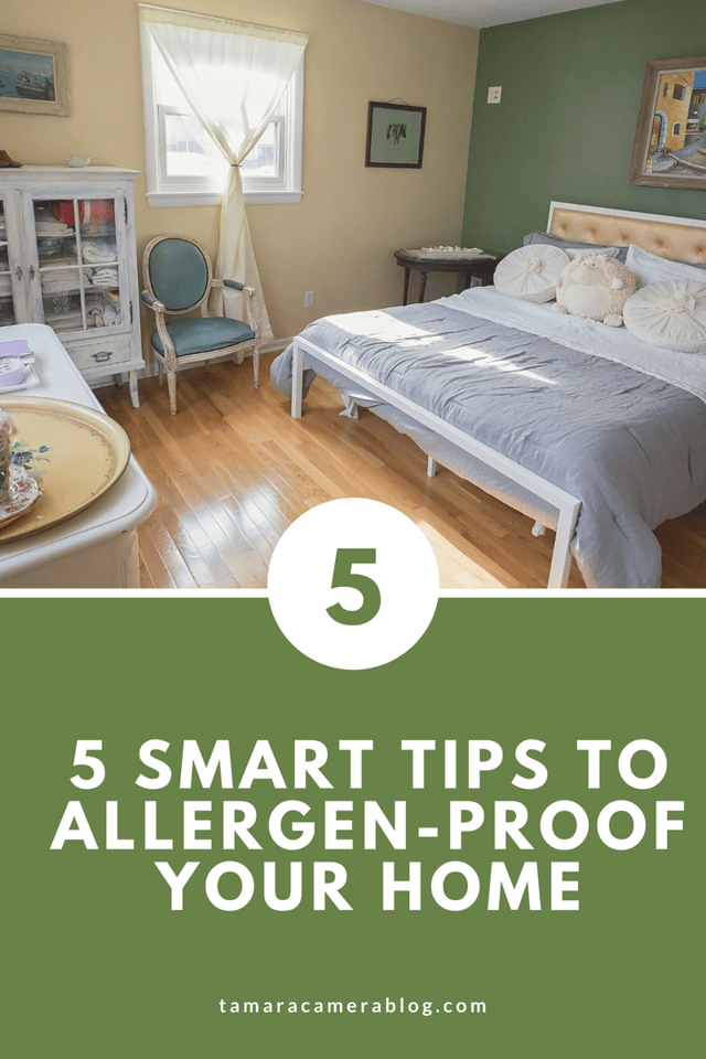 5 Smart Tips to Allergen-Proof Your Home (1)