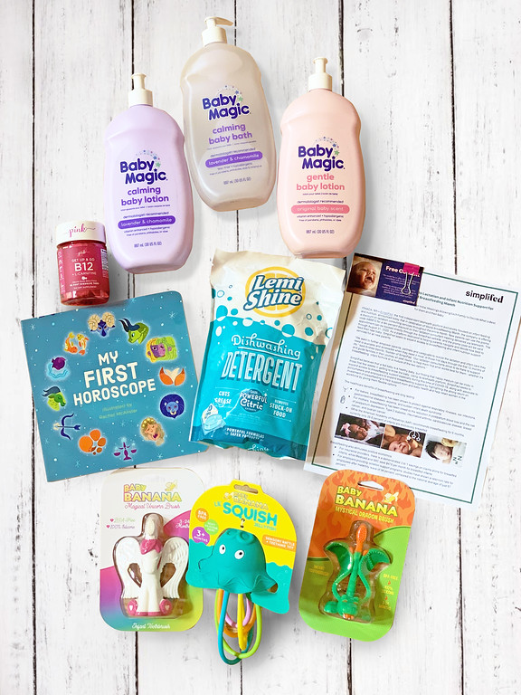#ad Here's our New Mom and New Baby Favorites Checklist with some of the best products for both you and for your baby too! #NewMomFavesBBxx #DisneyLullaby