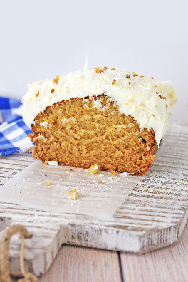 This Gingerbread Loaf is so good, and it would be perfect for holiday breakfasts, or brunch, or anytime for a snack this week. Enjoy!