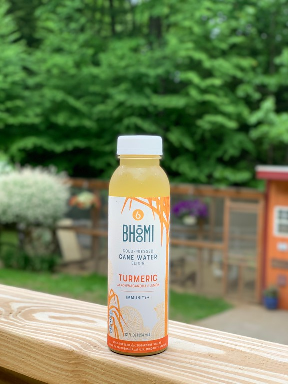 #ad Enter our giveaway to win Bhoomi Cane Water and also a $50 Amazon gift card! Bhoomi Cane Water is a must-have for your summer of wellness! #BhoomiHPP