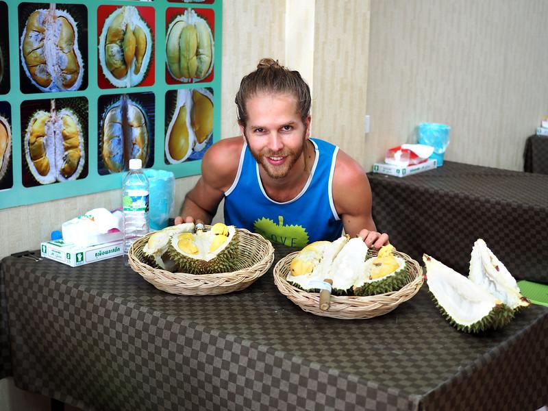 bangkok durian restaurant