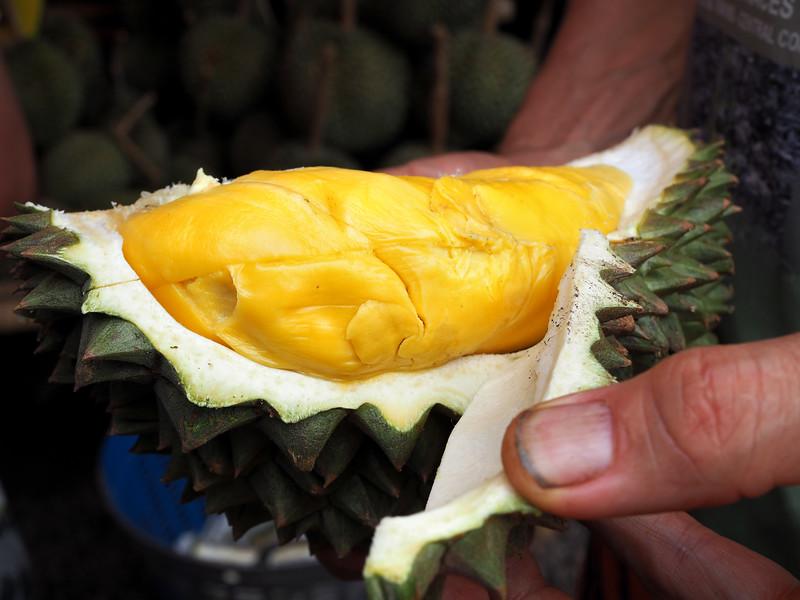Prachinburi Durian Stall
