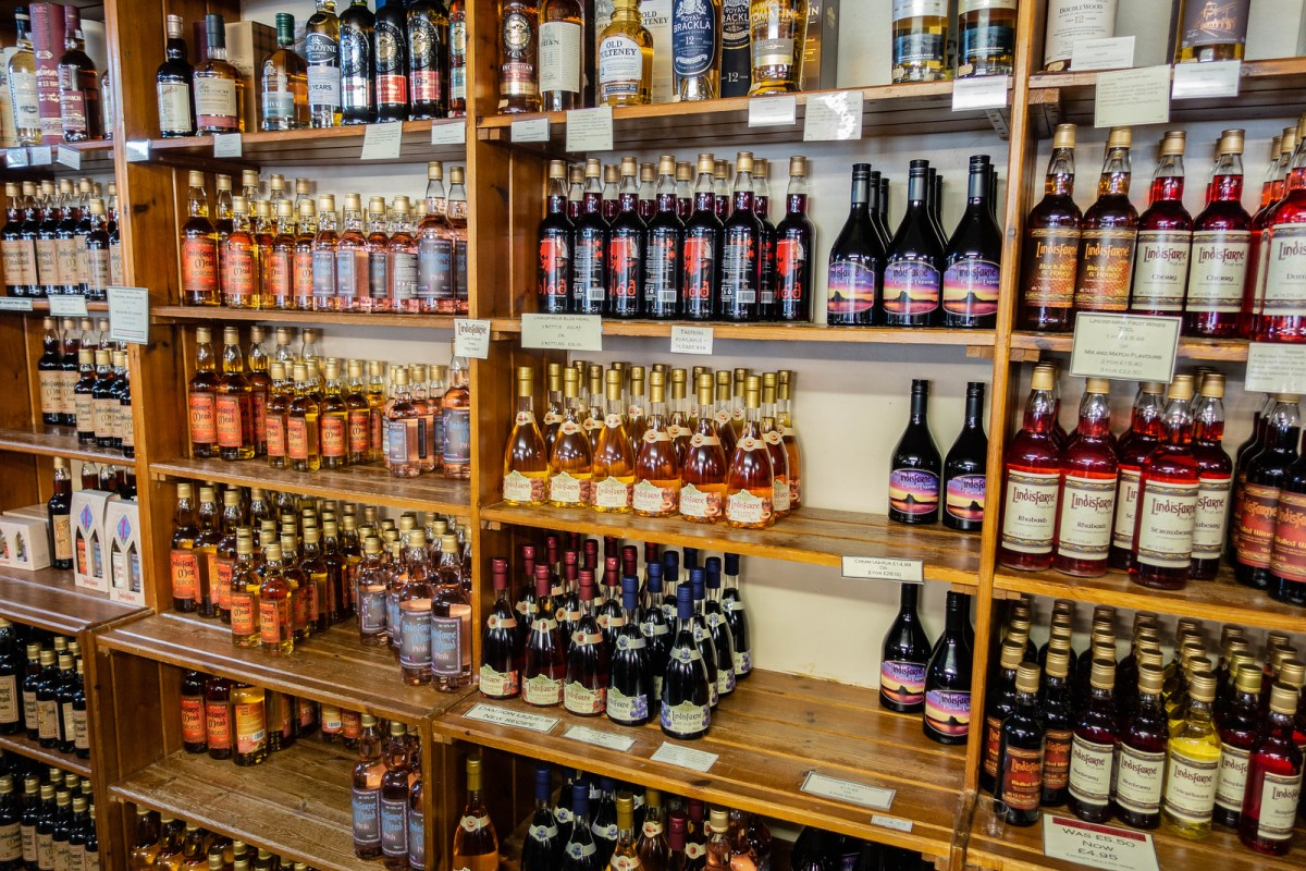 Things to do in Holy Island (Lindisfarne) - St Aidan's Winery