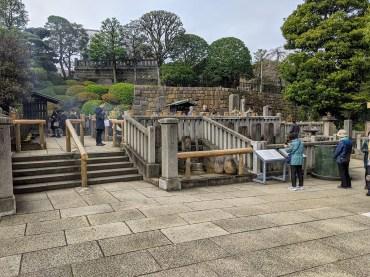 Sengakuji Temple – Graves of 47 Ronin