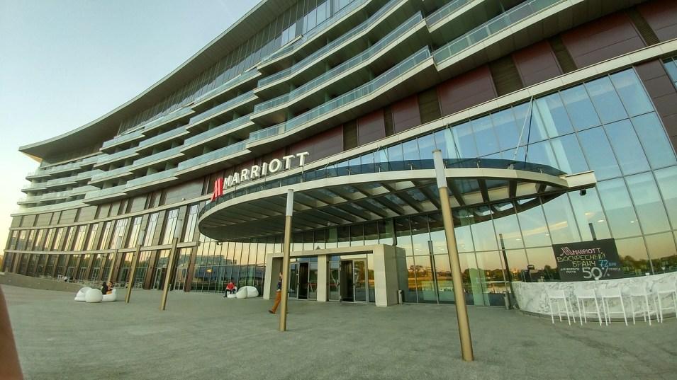 Marriott Minsk Review