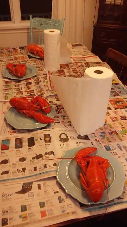 Moving from Toronto to PEI : Where to buy Lobster in PEI? - Ah Trini Travelogue