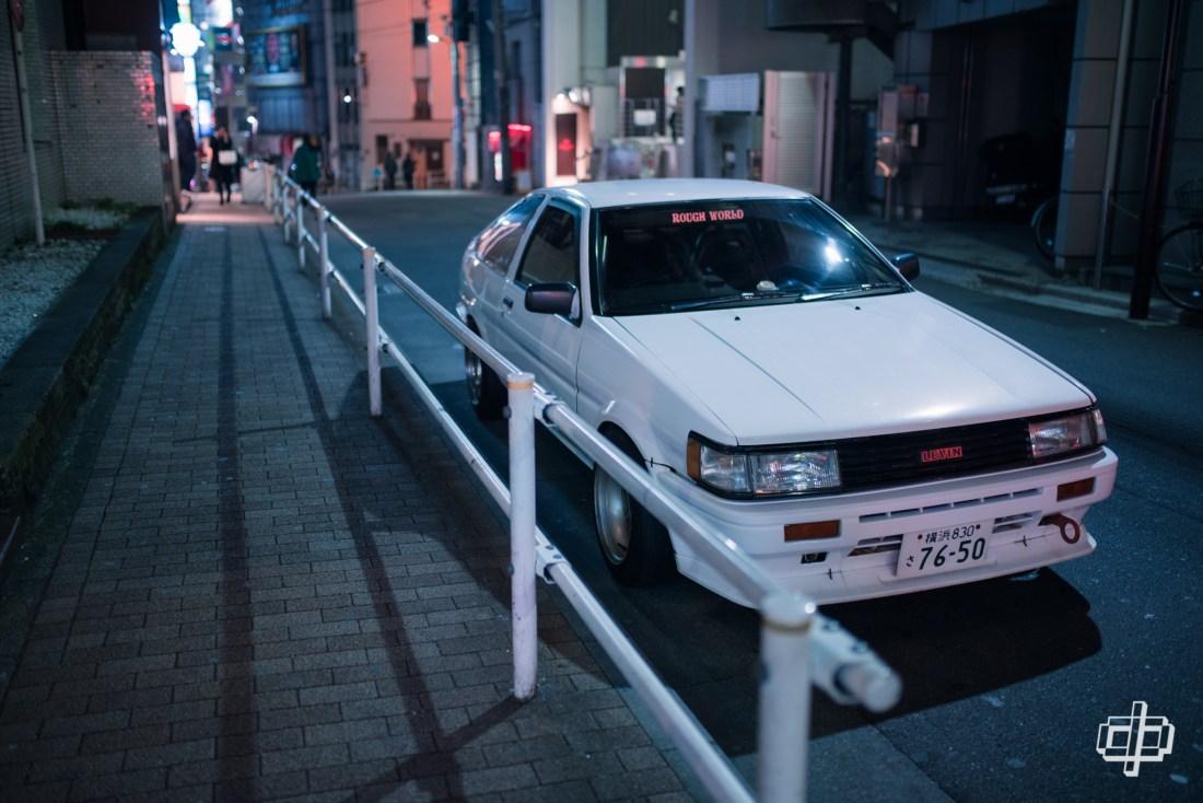 ae86 rwb levin journey to tokyo 2017 dtphan