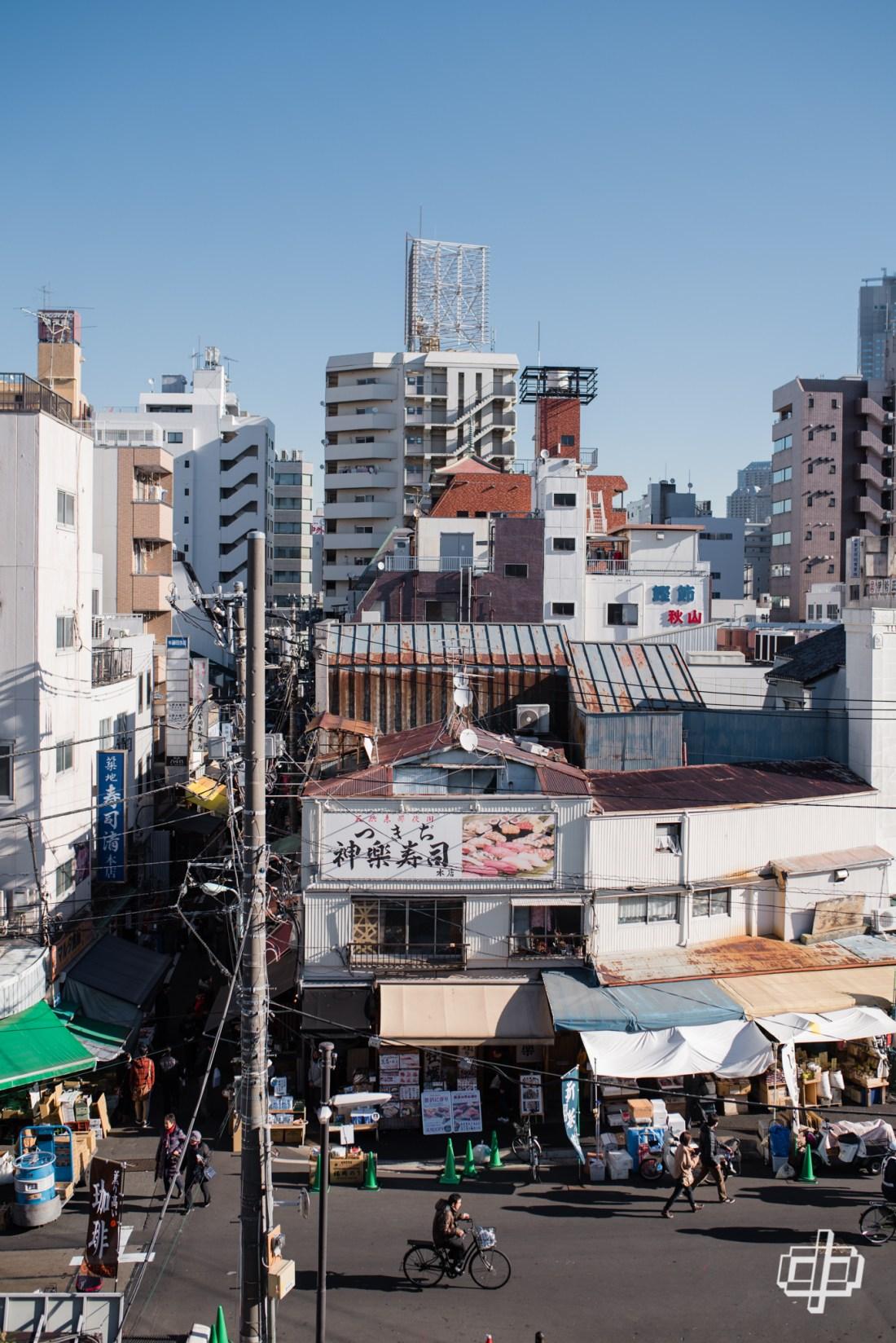 tsukiji skyline journey to tokyo 2017 dtphan