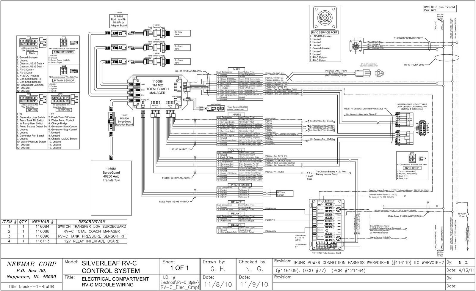hight resolution of newmar boat wiring diagram wiring diagram datasource newgle need a little help irv2 forums newmar boat