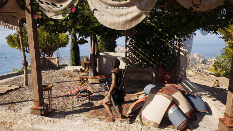 So It Begins assassin's creed odyssey kephallonia islands