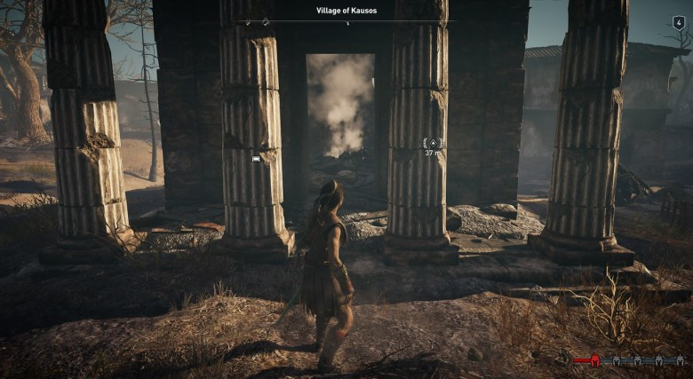The Blood Fever assassin's creed odyssey kephallonia island
