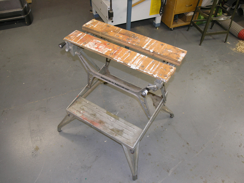 Black And Decker Workmate Model History