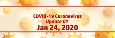 COVID-19 Coronavirus | Thailand | Update 01