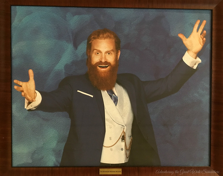 Tormund the Wyndham Rewards Wizard