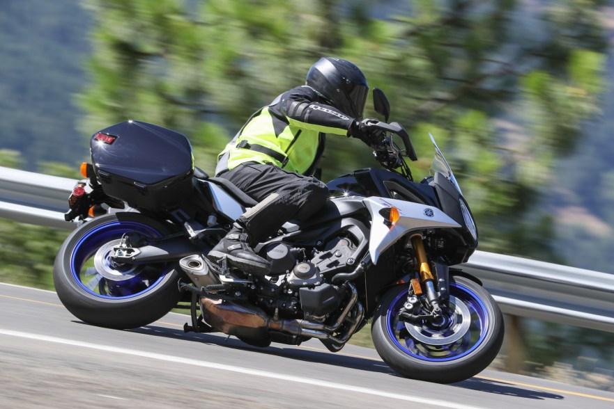 First Ride 2019 Yamaha Tracer 900gt Bike Urious
