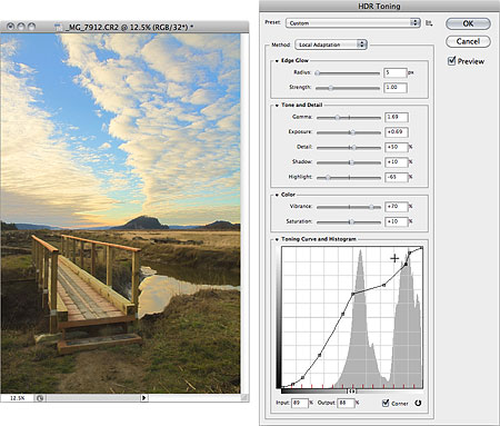 Understanding HDR Toning in Adobe Photoshop CS5