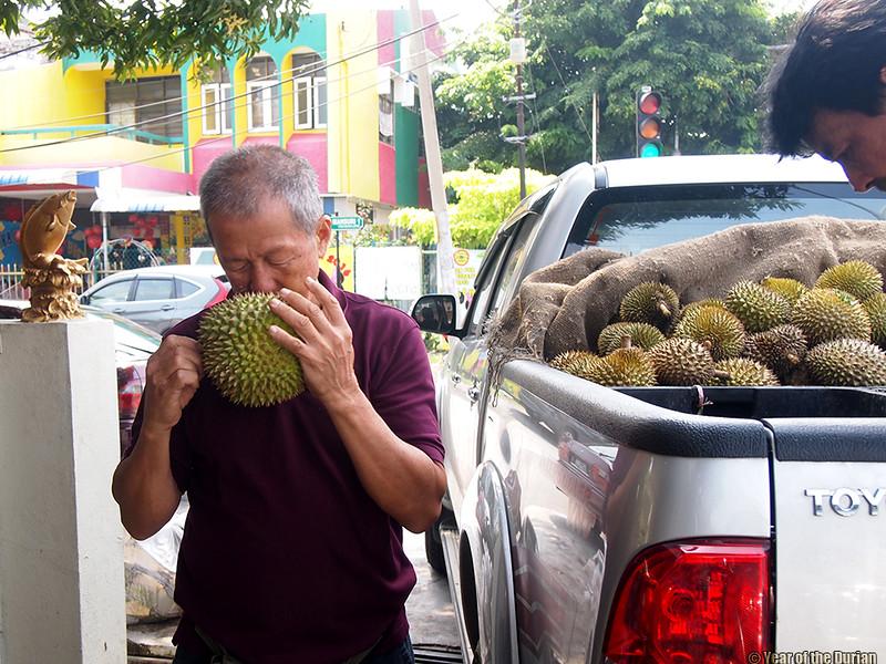 Poh Beng Durian