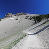 Start of Mt Lassen Trail