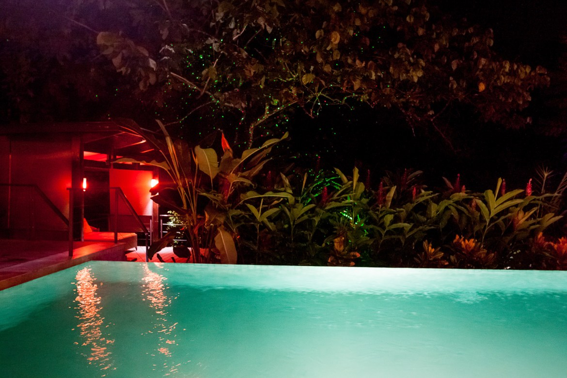 The Nayara Hotel & Spa in Arenal is the ultimate spot for luxury and romance in Costa Rica! This gorgeous property has no shortage of secluded spots for privacy and is close to the main attractions in the area. | www.eatworktravel.com - The luxury, adventure couple!