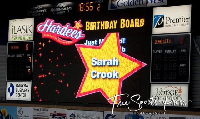 Sarah's Birthday (03/17/2014)