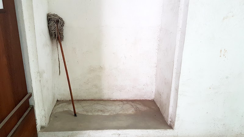 Worst Museum in the World - the mop
