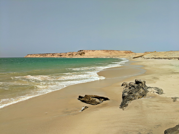 Guide to Dakhla - Porto Rico Beach