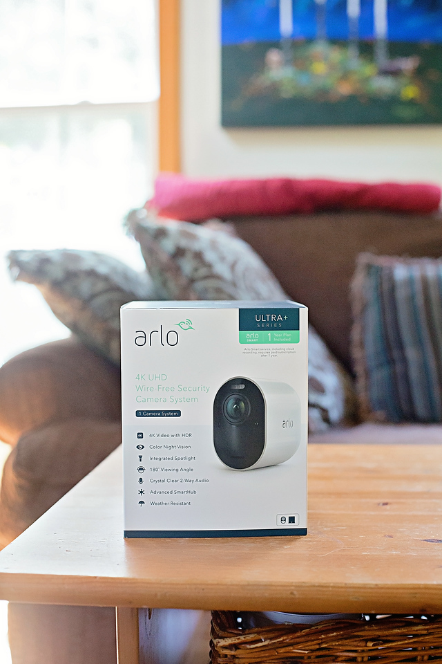 Arlo is America's no. 1 internet-connected camera brand. Find out how Arlo Home Security is perfect at protecting your home and what matters to you the most #ad #ArloUltra