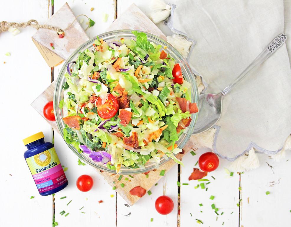 crunch salad recipe