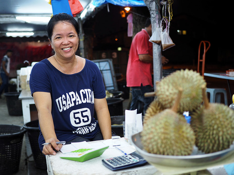 Pang Soon Huat Durian