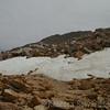 First peek at Mt Starr. I'll head up there.