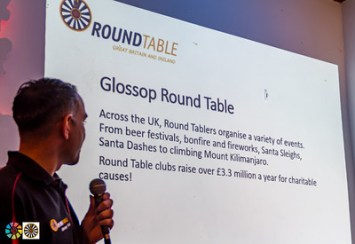 Glossop Round Table Charity Presentation Evening 2019
