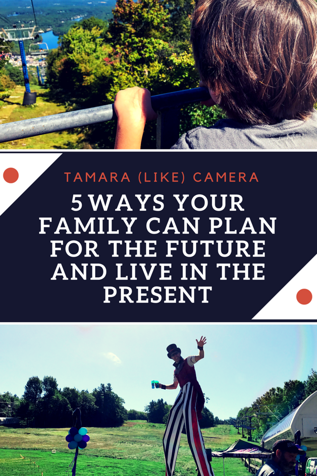 Is it possible to enjoy the present, but also plan for the future? Of course! It just requires balance, and following these 5 smart tips. #ad #UFundDreams