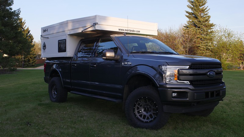 new overland explorer expedition