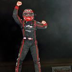 Sprint winner Kevin Thomas Jr