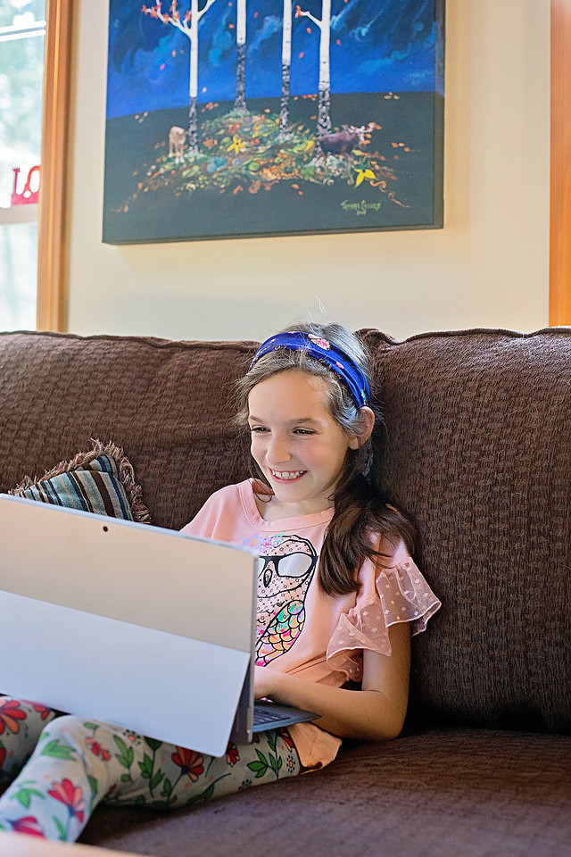 The Family Link App from Google helps us manage the content our kids see on their devices and set limits. Check out the #parenting benefits! #sponsored #FamilyLink