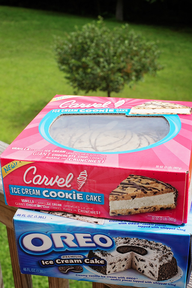 We decided to throw a back to school party to celebrate all of the fun changes. See the 3 fun things we did to make this a success! #ad #IceCreamCakeBreak