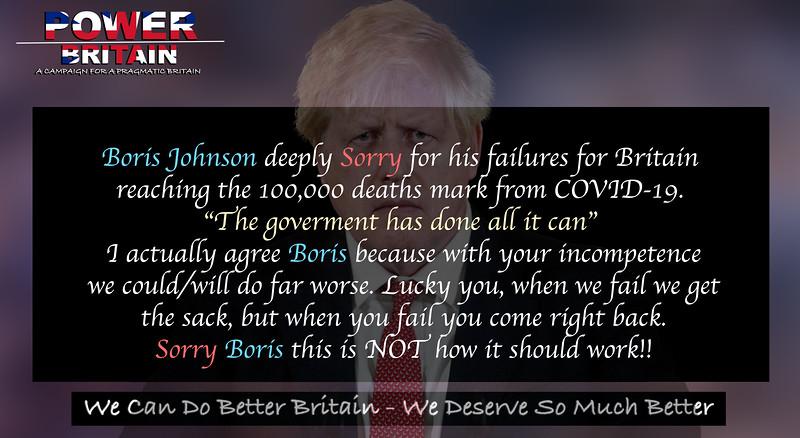 Another Sad Landmark Moment for Britain Under Boris Johnson